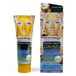 Маска для лица Wokali Collagen Gold Mask оптом