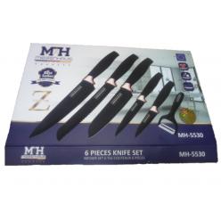 Набор из 6 ножей Meizenhaus MH-5530 оптом