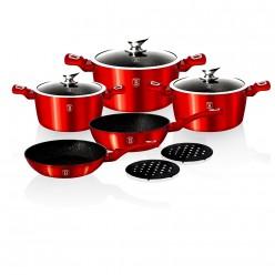 Кухонный набор Berlinger house cookware set 15 предметов оптом