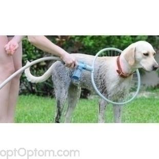 Круговой душ для мытья собак оптом