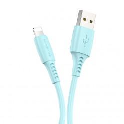 Кабель BX40 USB на Lightning для iPhone оптом