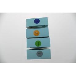 Цветные контактные линзы Huda Beauty Contact Lenses оптом