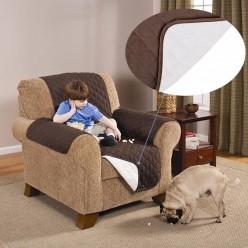 Двустороннее покрывало для кресла Couch Coat оптом