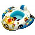 Детский надувной круг Машинка с рулём оптом