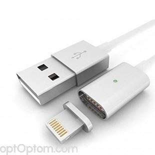 Магнитный шнур-зарядка для Iphone оптом