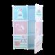 Многофункциональная система хранения Diy plastic storage cabinet оптом
