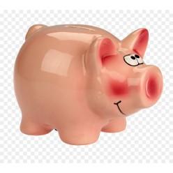 Копилка символ года Свинка большая оптом