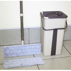 Швабра с ведром Scratch cleaning mop оптом