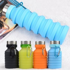 Складная силиконовая бутылка Хобби Хит оптом