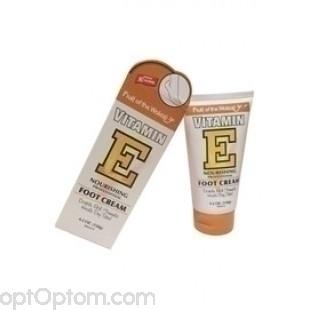 Крем для ног Vitamin E Foot Cream оптом