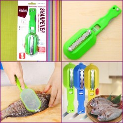 Скребок для рыбы killing - fish sharpener оптом