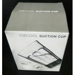 Стакан с присоской icecool suction cup оптом