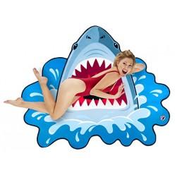 Пляжное покрывало полотенце Акула оптом