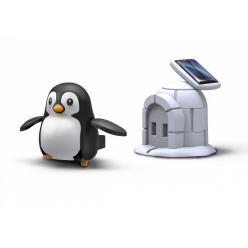 Конструктор на солнечной батарее Пингвин Penguin Life оптом
