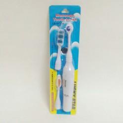 Электрическая зубная щетка 3 в 1 soft massage toothbrush оптом