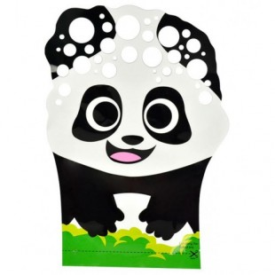 Мыльные пузыри Панда ( перчатка для запуска мыльных пузырей ) -