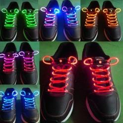 Светящиеся шнурки оптом