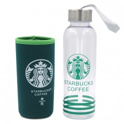 Стеклянная бутылка STARBUCKS 300 мл оптом