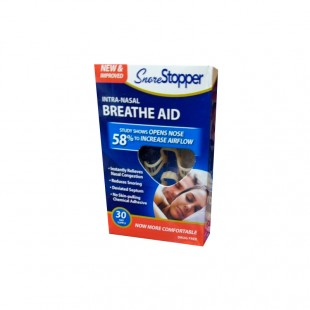 Антихрап snore stopper intranasal breathe aid оптом