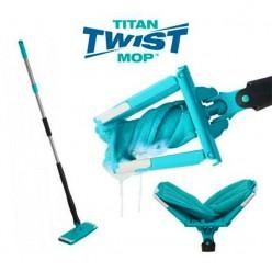 Швабра titan twist mop с отжимом оптом