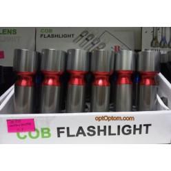 Ручной Фонарь Сob Flashlight оптом