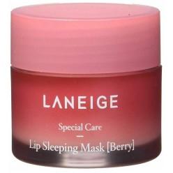 Ночная маска для губ Laneige lip Sleeping Mask Berry оптом