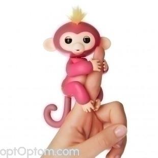 Интерактивная обезьянка FINGERLINGS оптом