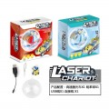 Машинка в шаре Laser Chariot оптом