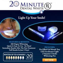 Система для отбеливания зубов 20 Minute Dental White оптом