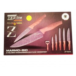 Набор из 6 ножей ZEP line ZP-6645 оптом