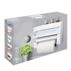 Кухонный держатель Roll-N-Roll 4 в 1 оптом