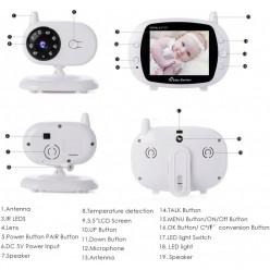 Видеоняня Wireless 2.4GHz digital video camera оптом