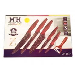 Набор из 6 ножей Meizenhaus MH-5537 оптом