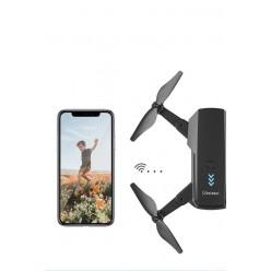 Складной мини дрон с двойной камерой оптом