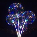 Воздушный светящийся шар bobo оптом