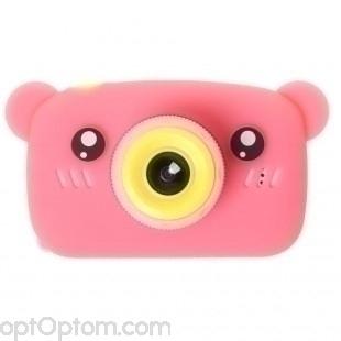 Детский фотоаппарат мишка оптом