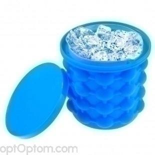Силиконовая форма для льда оптом