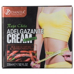 Крем для похудения на основе красного перца Danjia Rojo Chile Adel Gazante Cream оптом