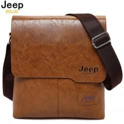 Мужская сумка планшет Jeep Buluo + портмоне оптом