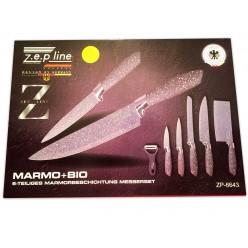 Набор из 6 ножей ZEP line ZP-6643 оптом