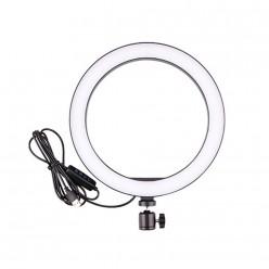 Кольцевая лампа для селфи 36см оптом