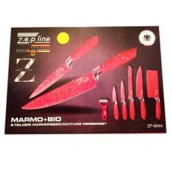 Набор из 6 ножей ZEP line ZP-6644 оптом
