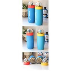Термос Doraemon с игрушкой 350 мл оптом