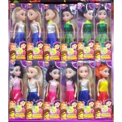 Набор из 12 кукол 17см оптом