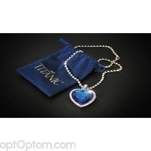 Кулон,ожерелье Сердце океана (Титаник) оптом