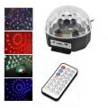 Цифровой Светодиодный Диско Шар Crystal Magic Ball Light оптом