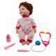 Кукла малыш с подвижной мимикой оптом