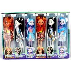 Куклы Enchantimals 30см оптом