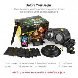 Лазерный проектор 16 slides с пультом оптом