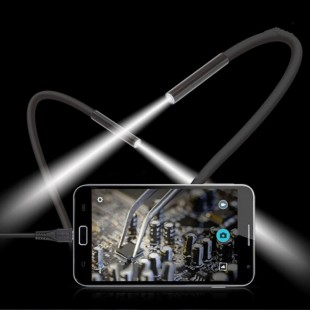Android Эндоскоп камера Android and PC Endoscope оптом
